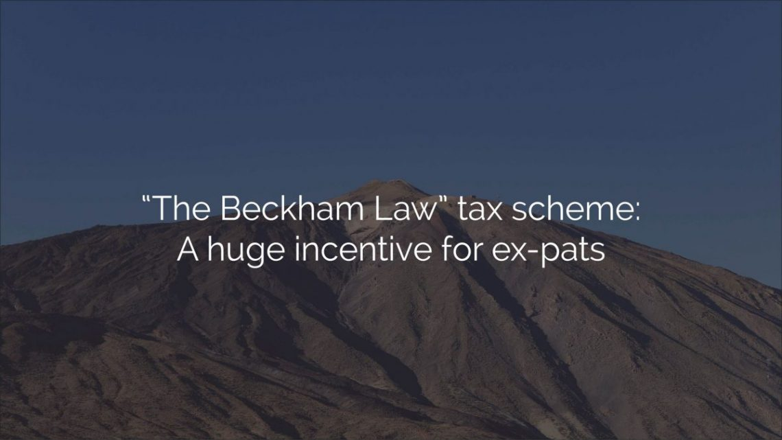 Beckham Law