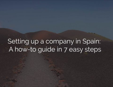 Setting up a company in Spain