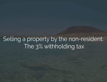 3% withholding tax